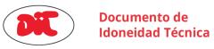 Logo Documento de Idoneidad Técnica